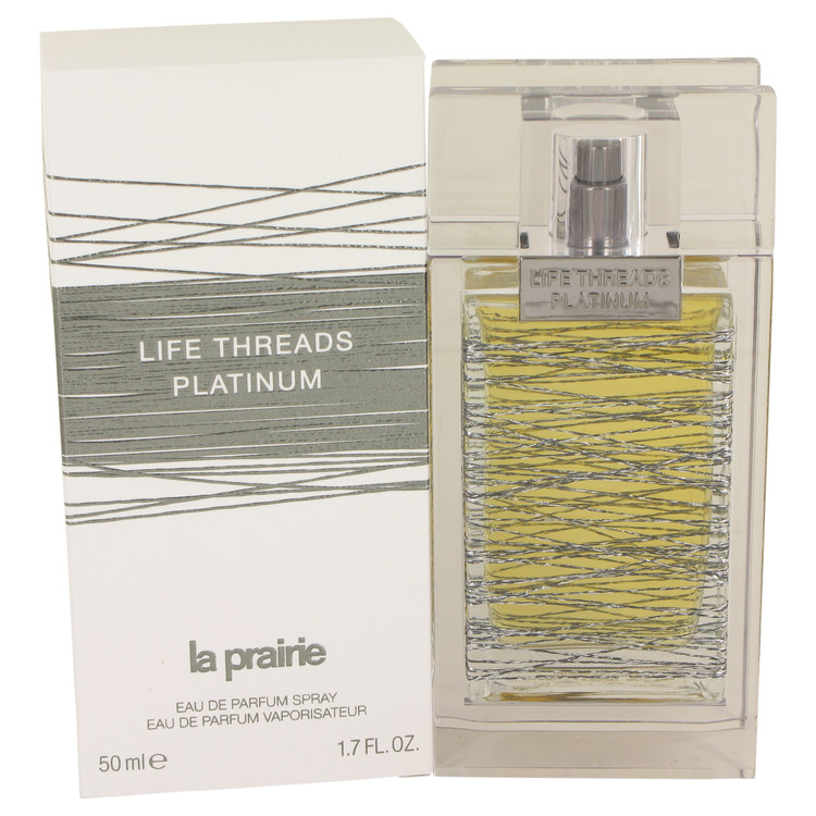 Life Threads Platinum Perfume by La Prairie 50 ml EDP Spay for Women