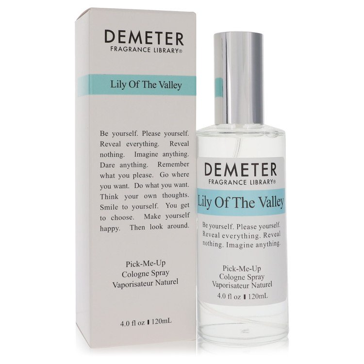 Demeter Perfume 120 ml Lily of The Valley Cologne Spray for Women