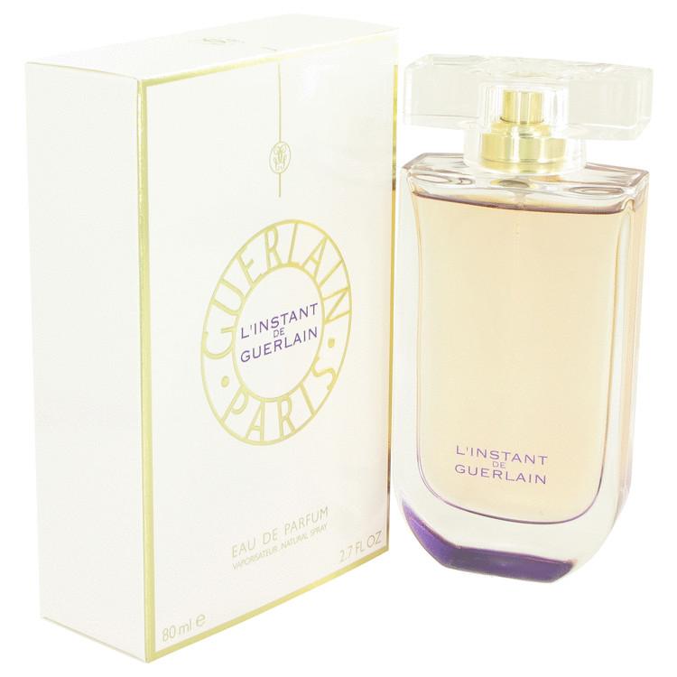 L'instant by Guerlain for Women Eau De Parfum Spray 2.7 oz