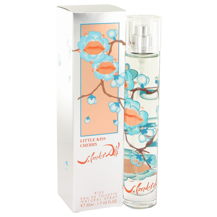 Little Kiss Cherry Perfume by Salvador Dali 1.7 oz EDT Spay for Women