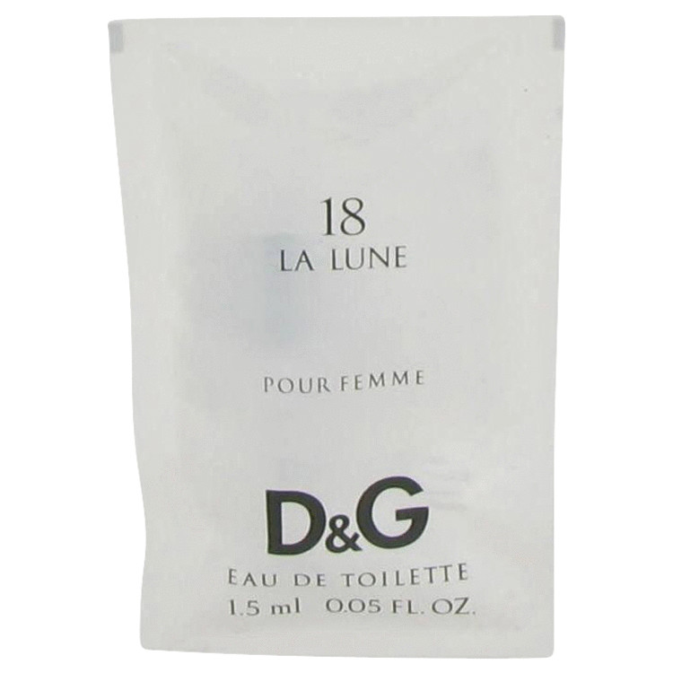 La Lune 18 by Dolce & Gabbana for Women Vial (sample) .05 oz