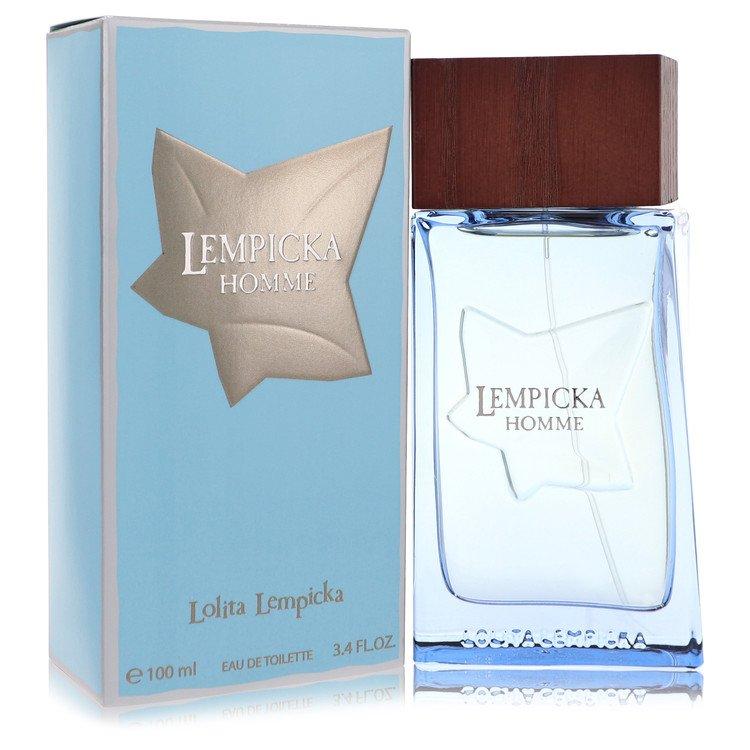 Lolita Lempicka Homme Cologne 100 ml EDT Spay for Men