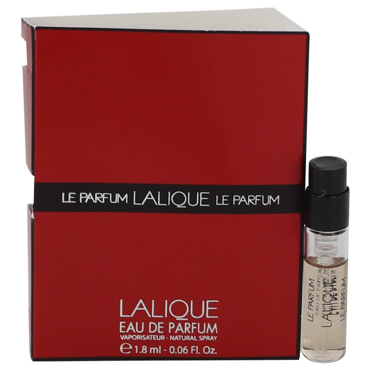 Lalique Le Parfum by Lalique for Women Vial (sample) .06 oz