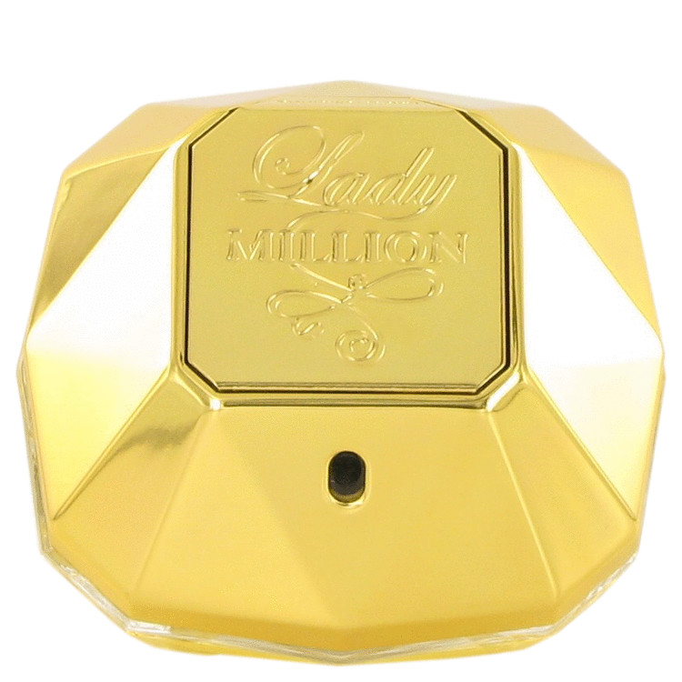 Lady Million by Paco Rabanne Women's Eau De Parfum Spray (unboxed) 1.7 oz