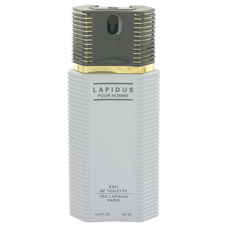 Lapidus by Ted Lapidus Men's Eau De Toilette Spray (unboxed) 3.4 oz