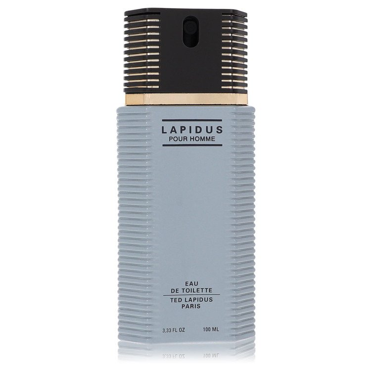Lapidus Cologne by Ted Lapidus 100 ml EDT Spray(Tester) for Men