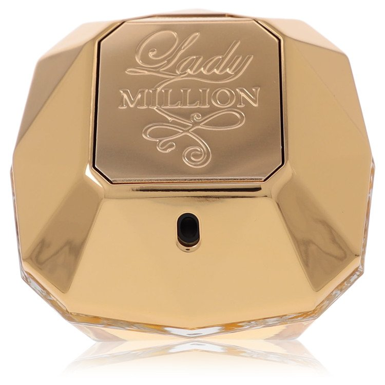 Lady Million by Paco Rabanne for Women Eau De Parfum Spray (Tester) 2.7 oz