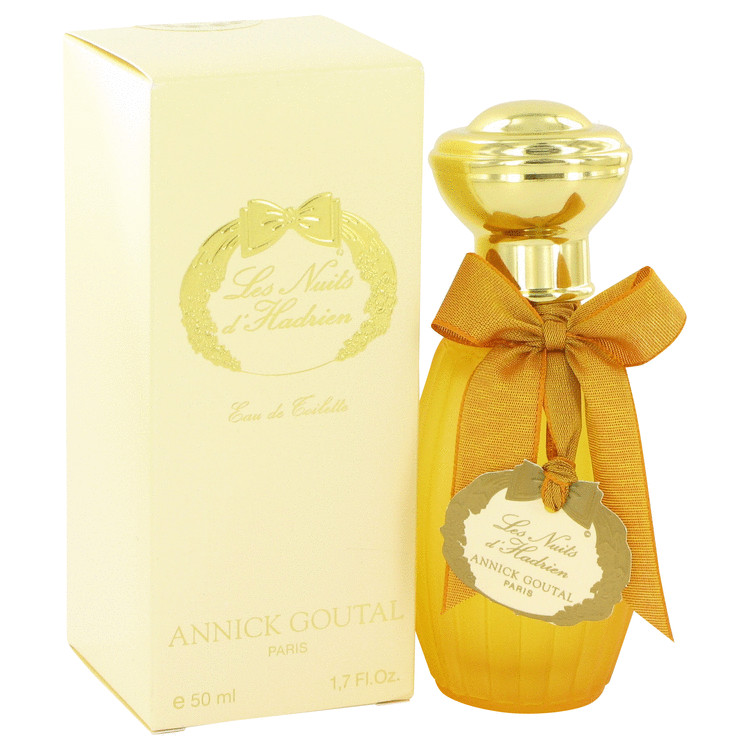 Les Nuits D'hadrien Perfume by Annick Goutal 50 ml EDT Spay for Women
