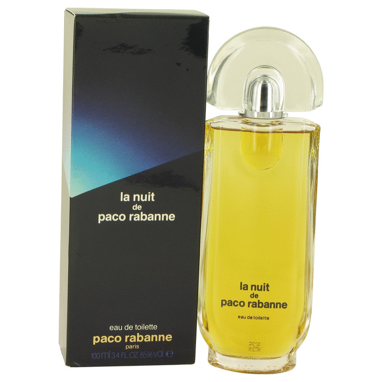 La Nuit Perfume by Paco Rabanne 3.4 oz EDT for Women