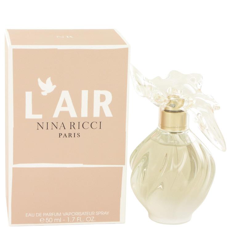 L'air Perfume by Nina Ricci 1.7 oz EDP Spray for Women