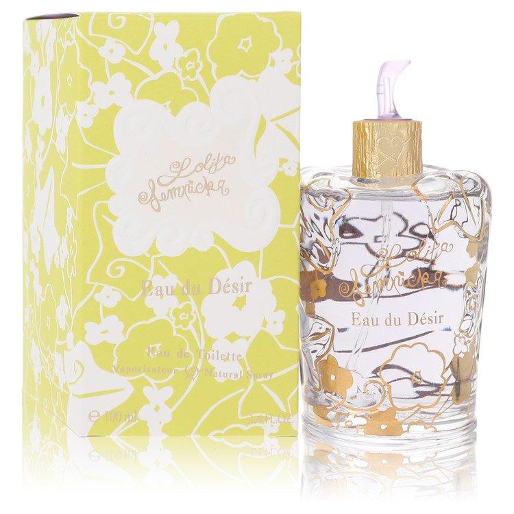 Lolita Lempicka Eau Du Desir Perfume 100 ml EDT Spay for Women