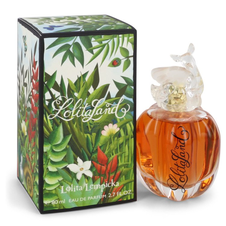 Lolitaland by Lolita Lempicka – Eau De Parfum Spray 80 ml for Women