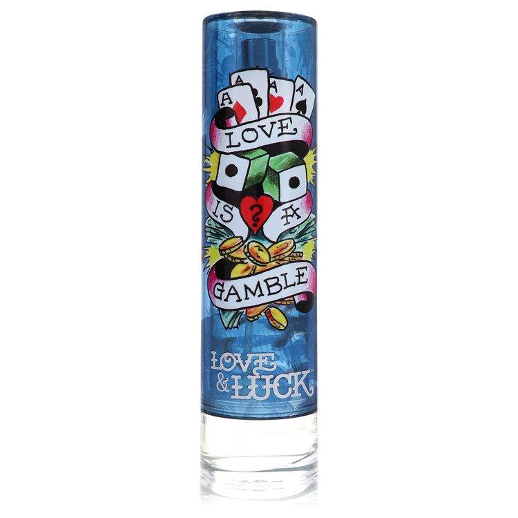 Love & Luck Cologne 100 ml Eau DeToilette Spray (Tester) for Men