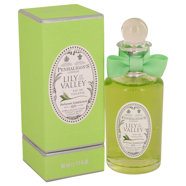 Lily of the Valley (Penhaligon's) by Penhaligon's for Women Eau De Toilette Spray 1.7 oz
