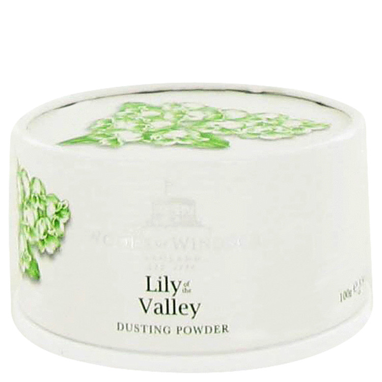 Lily of the Valley (Woods of Windsor) by Woods of Windsor for Women Dusting Powder 3.5 oz
