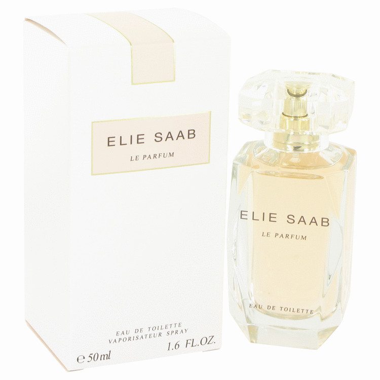 Le Parfum Elie Saab by Elie Saab for Women Eau De Toilette Spray 1.6 oz