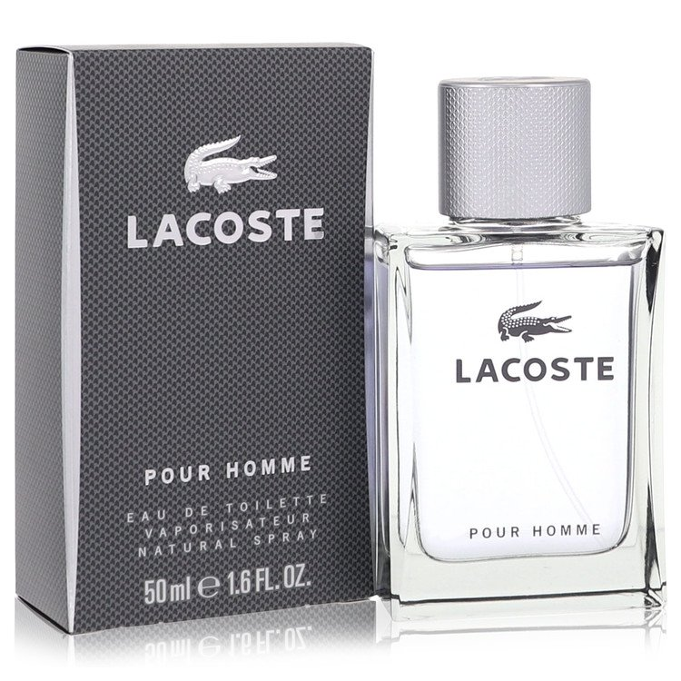 Lacoste Pour Homme Cologne by Lacoste 1.6 oz EDT Spay for Men