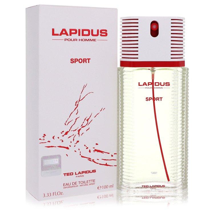Lapidus Pour Homme Sport Cologne by Lapidus 98 ml EDT Spay for Men