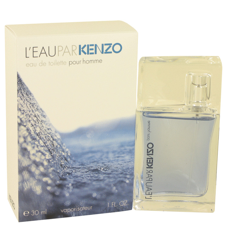 L'eau Par Kenzo Cologne by Kenzo 1 oz EDT Spray for Men