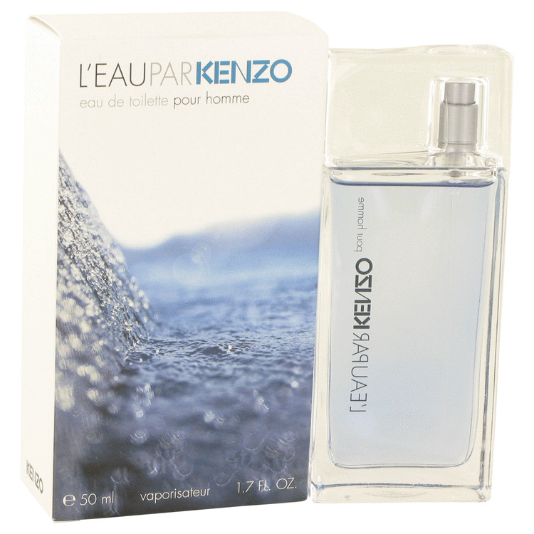 L'eau Par Kenzo Cologne by Kenzo 1.7 oz EDT Spray for Men