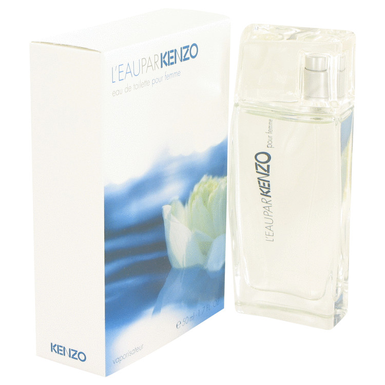 L'eau Par Kenzo Perfume by Kenzo 50 ml Eau De Toilette Spray for Women