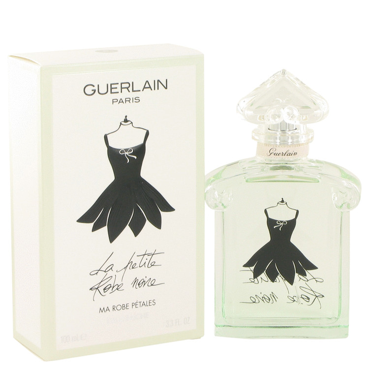 La Petite Robe Noire Ma Robe Petales Perfume 100 ml Eau Fraiche Eau De Toilette Spray for Women