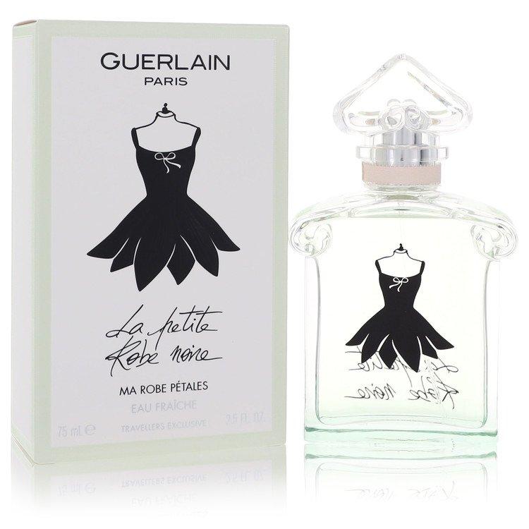 La Petite Robe Noire Ma Robe Petales by Guerlain for Women Eau Fraiche Eau De Toilette Spray 2.5 oz