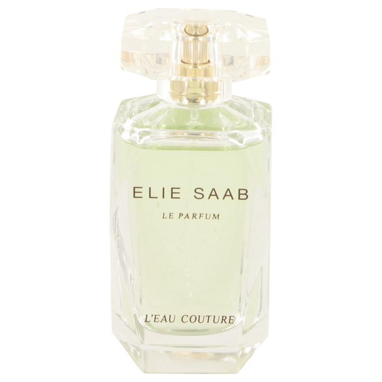 Le Parfum Elie Saab L'eau Couture by Elie Saab for Women Eau De Toilette Spray (unboxed) 3 oz