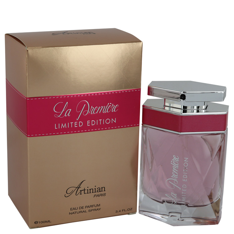 La Premiere Perfume 100 ml Eau De Parfum Spray (Limited Edition) for Women
