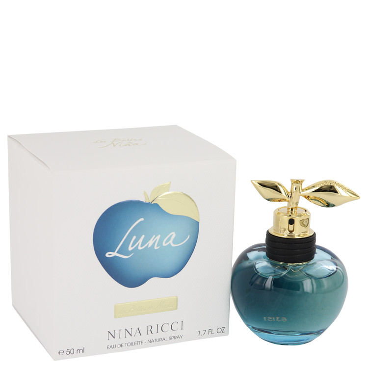 Luna Nina Ricci by Nina Ricci for Women Eau De Toilette Spray 1.7 oz [541478]