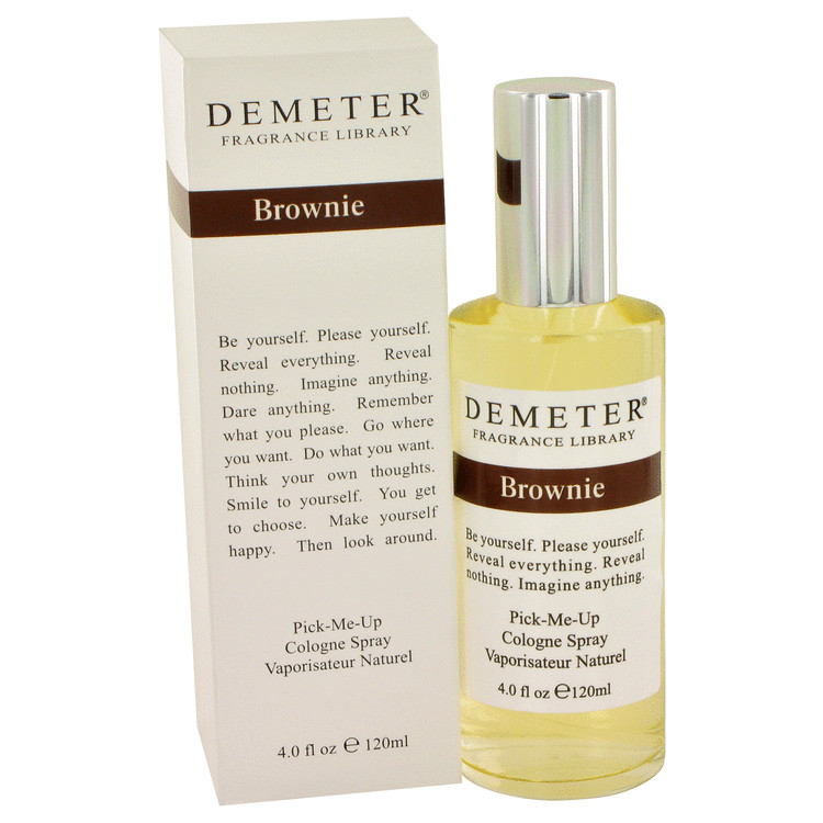 Brownie Perfume by Demeter 4 oz Cologne Spray for Women