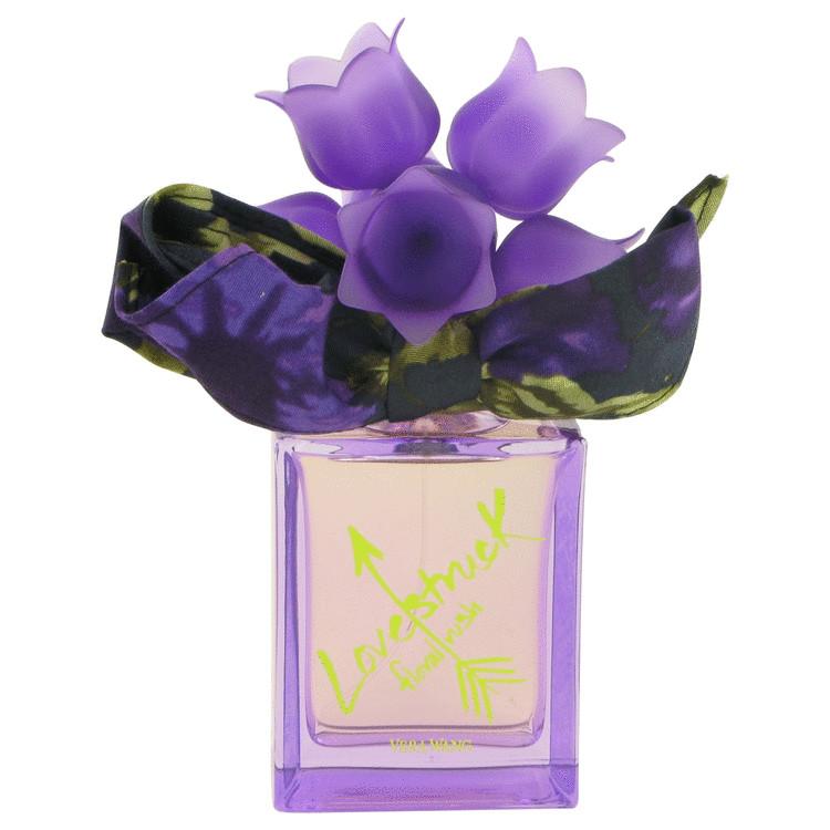 Lovestruck Floral Rush by Vera Wang for Women Eau De Parfum Spray (Tester) 3.4 oz