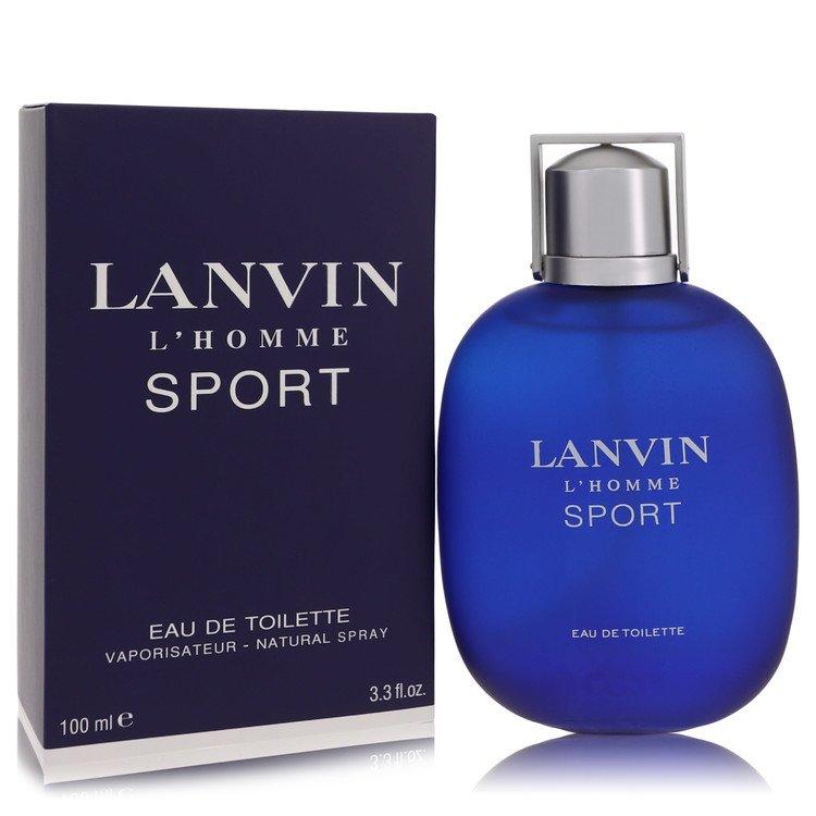 Lanvin L'homme Sport Cologne by Lanvin 100 ml EDT Spay for Men