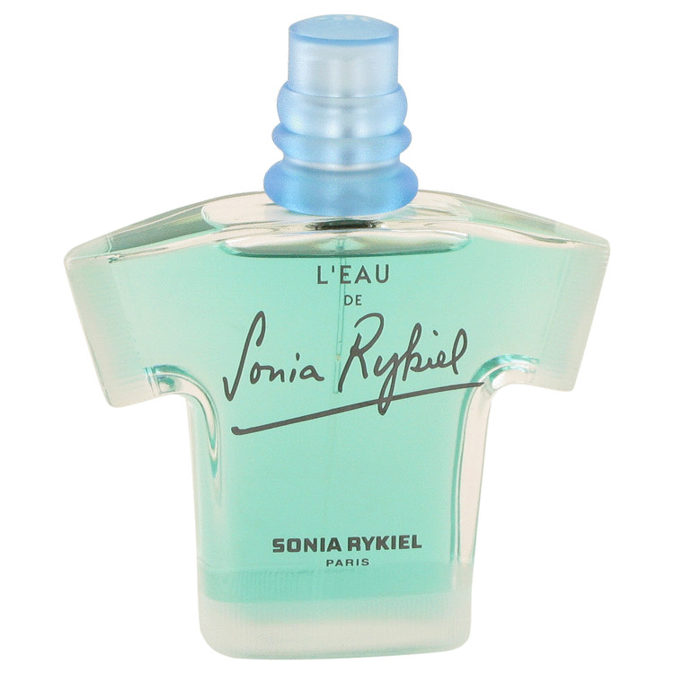 L'eau D' Sonia Rykiel Perfume 50 ml Eau De Toilette Spray (Blue-unboxed) for Women