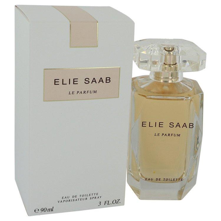 Le Parfum Elie Saab by Elie Saab for Women Eau De Toilette Spray 3 oz