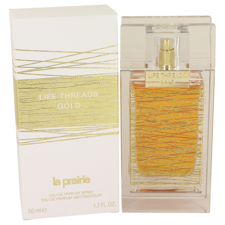 Life Threads Gold Perfume by La Prairie 50 ml EDP Spay for Women