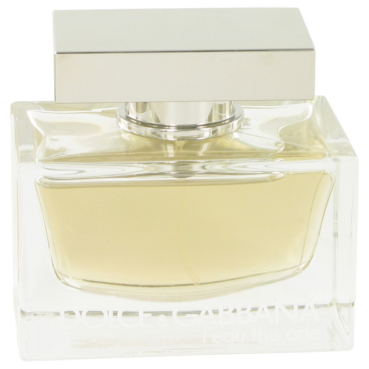 L'eau The One Perfume 2.5 oz EDT Spray (unboxed) for Women