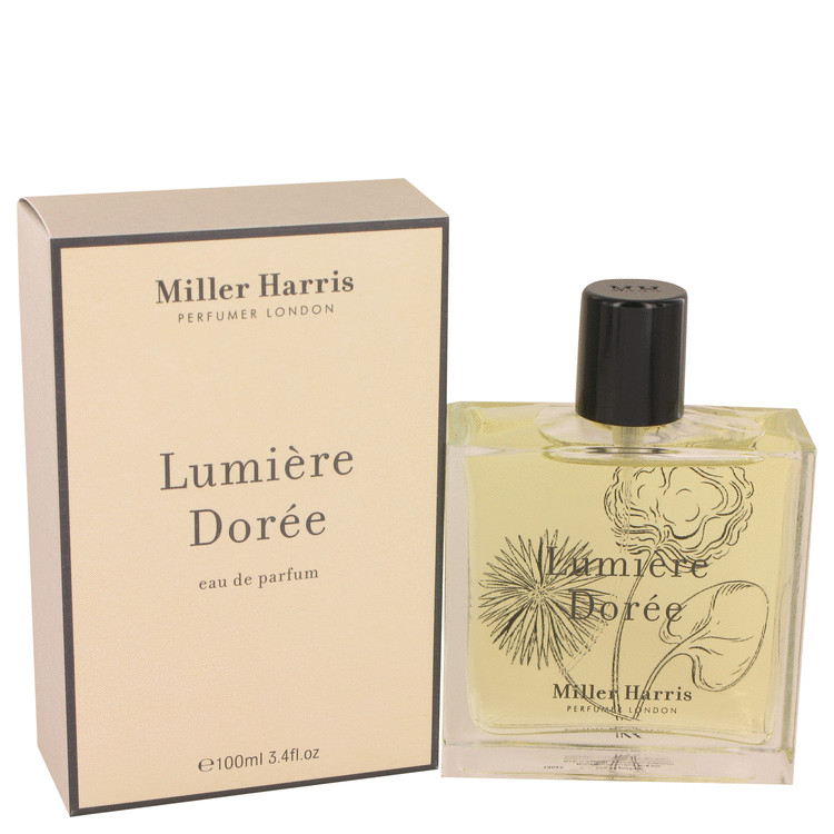 Lumiere Doree Perfume by Miller Harris 100 ml EDP Spay for Women
