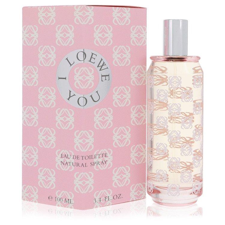 I Loewe You by Loewe for Women Eau De Toilette Spray 3.4 oz