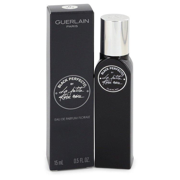 La Petite Robe Noire Black Perfecto by Guerlain Women's Eau De Parfum Florale Spray 0.5 oz