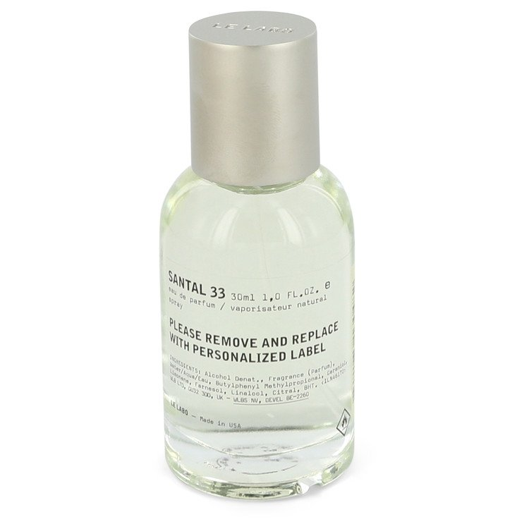 Le Labo Santal 33 by Le Labo Women's Eau De Parfum Spray (unboxed) 1 oz