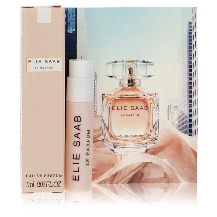 Le Parfum Elie Saab by Elie Saab –  Vial (sample) .03 oz 1 ml for Women
