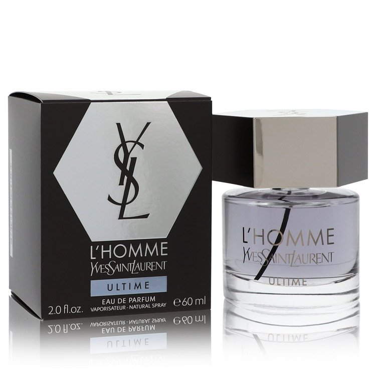 L'homme Ultime by Yves Saint Laurent –  Eau De Parfum Spray 2.0 oz 59 ml for Men