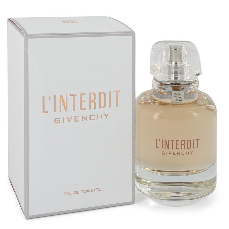 L'interdit Perfume by Givenchy 2.6 oz EDT Spray for Women