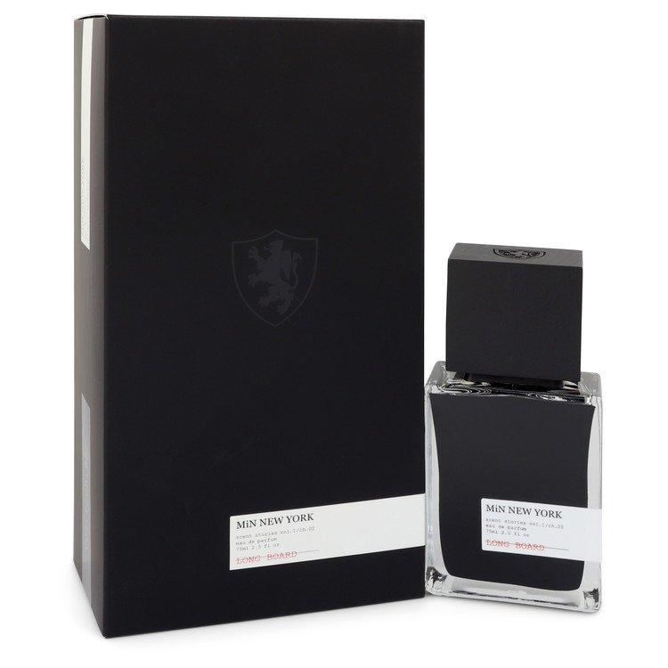 Long Board by Min New York Women's Eau De Parfum Spray (Unisex) 2.5 oz