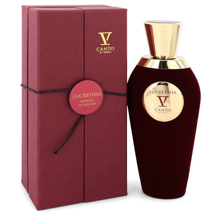Lucrethia V by Canto –  Extrait De Parfum Spray (Unisex) 3.38 oz 100 ml