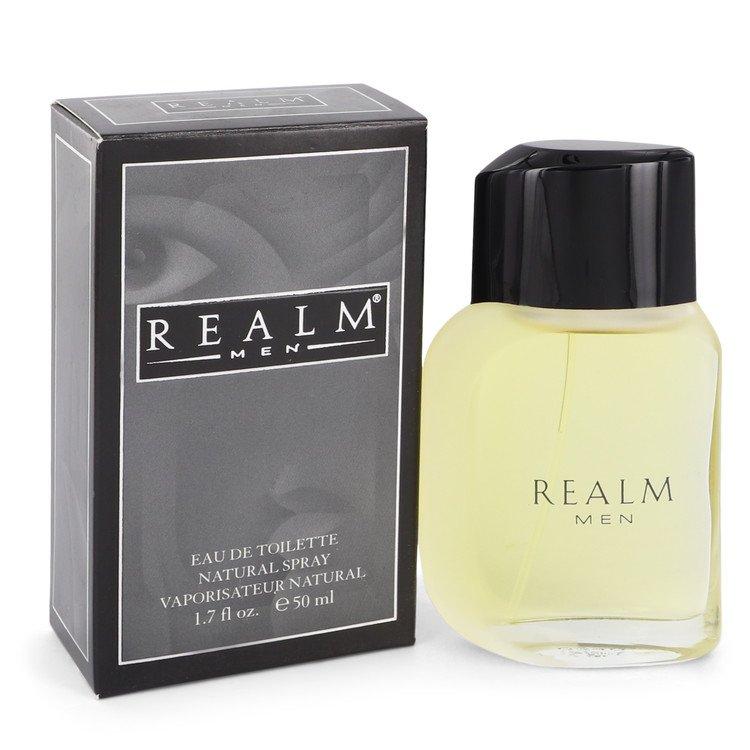 REALM by Erox Eau De Toilette/ Cologne Spray 1.7 oz for Men