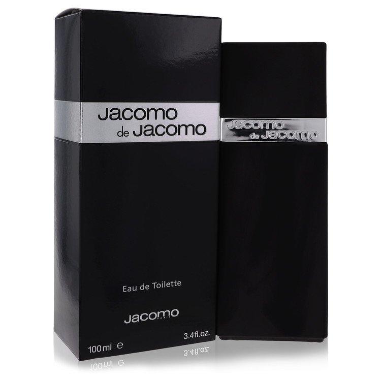 Jacomo De Jacomo Cologne by Jacomo 100 ml EDT Spay for Men