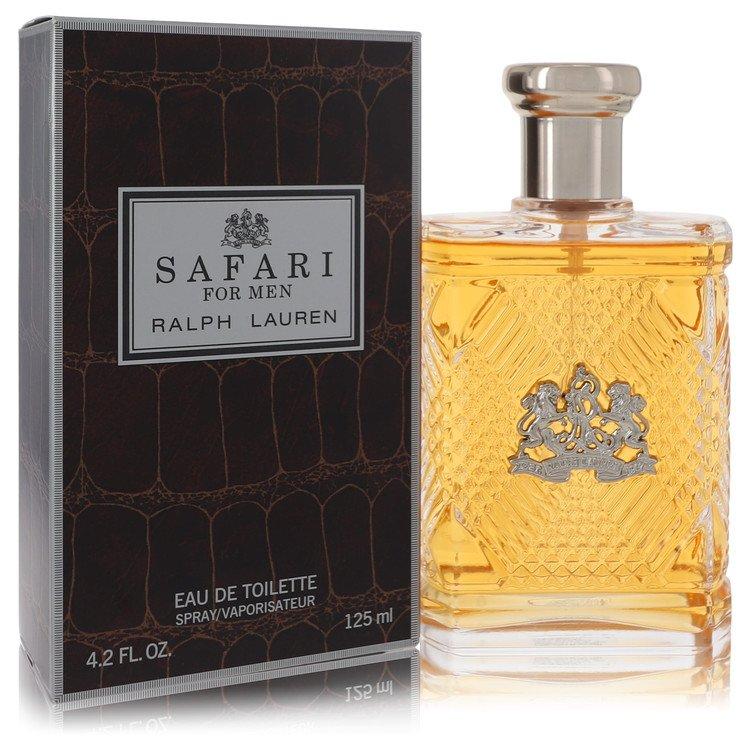 Safari Cologne by Ralph Lauren 125 ml Eau De Toilette Spray for Men