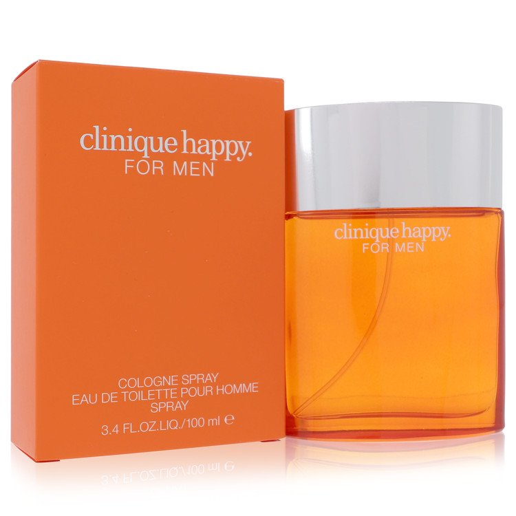 Happy Cologne by Clinique 100 ml Cologne Spray for Men